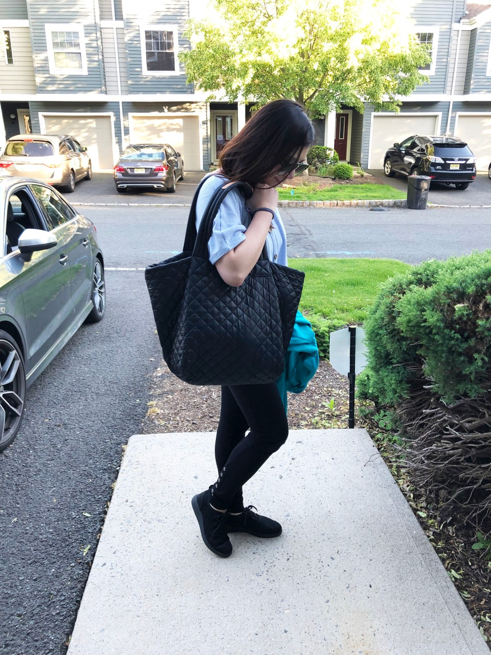 MZ Wallace Medium Metro Tote 8