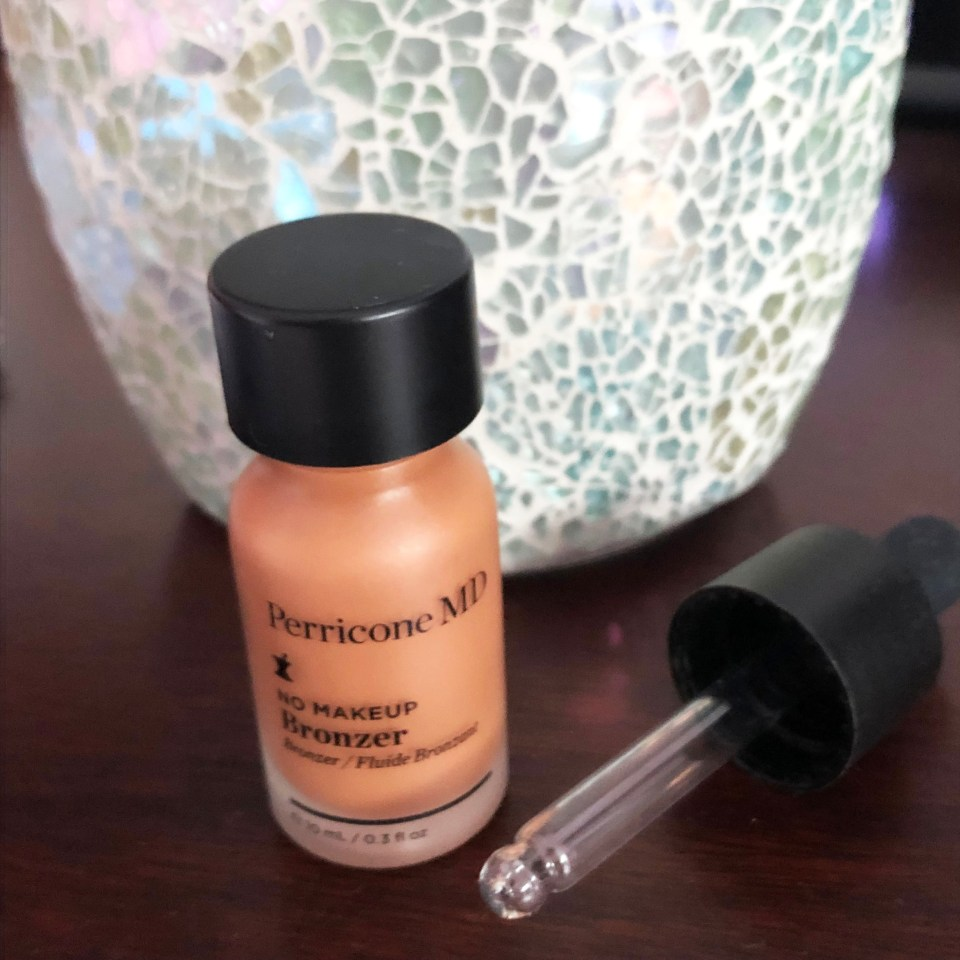 Perricone MD No Makeup Bronzer