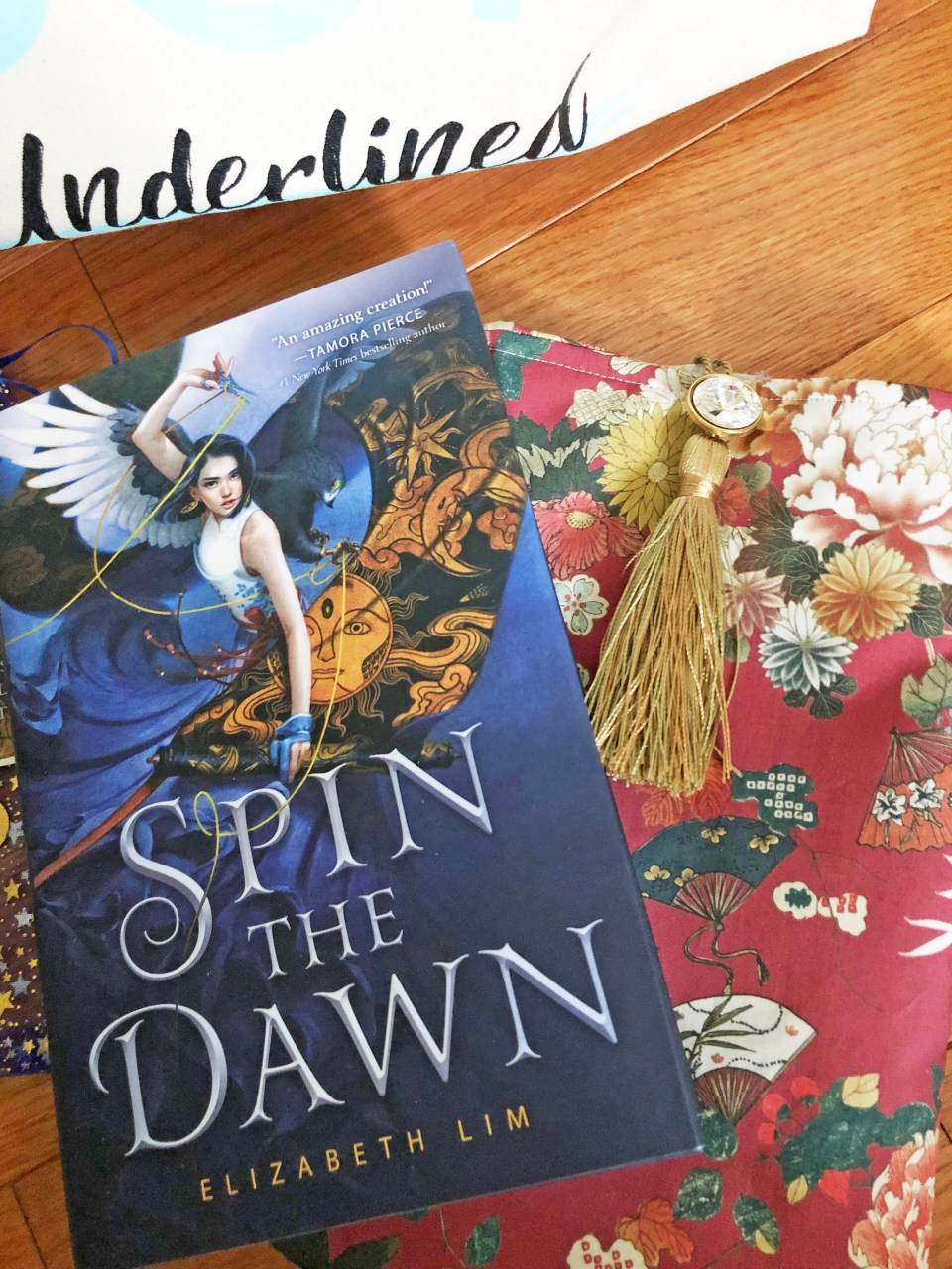 Spin the Dawn - Sip & Sew 16