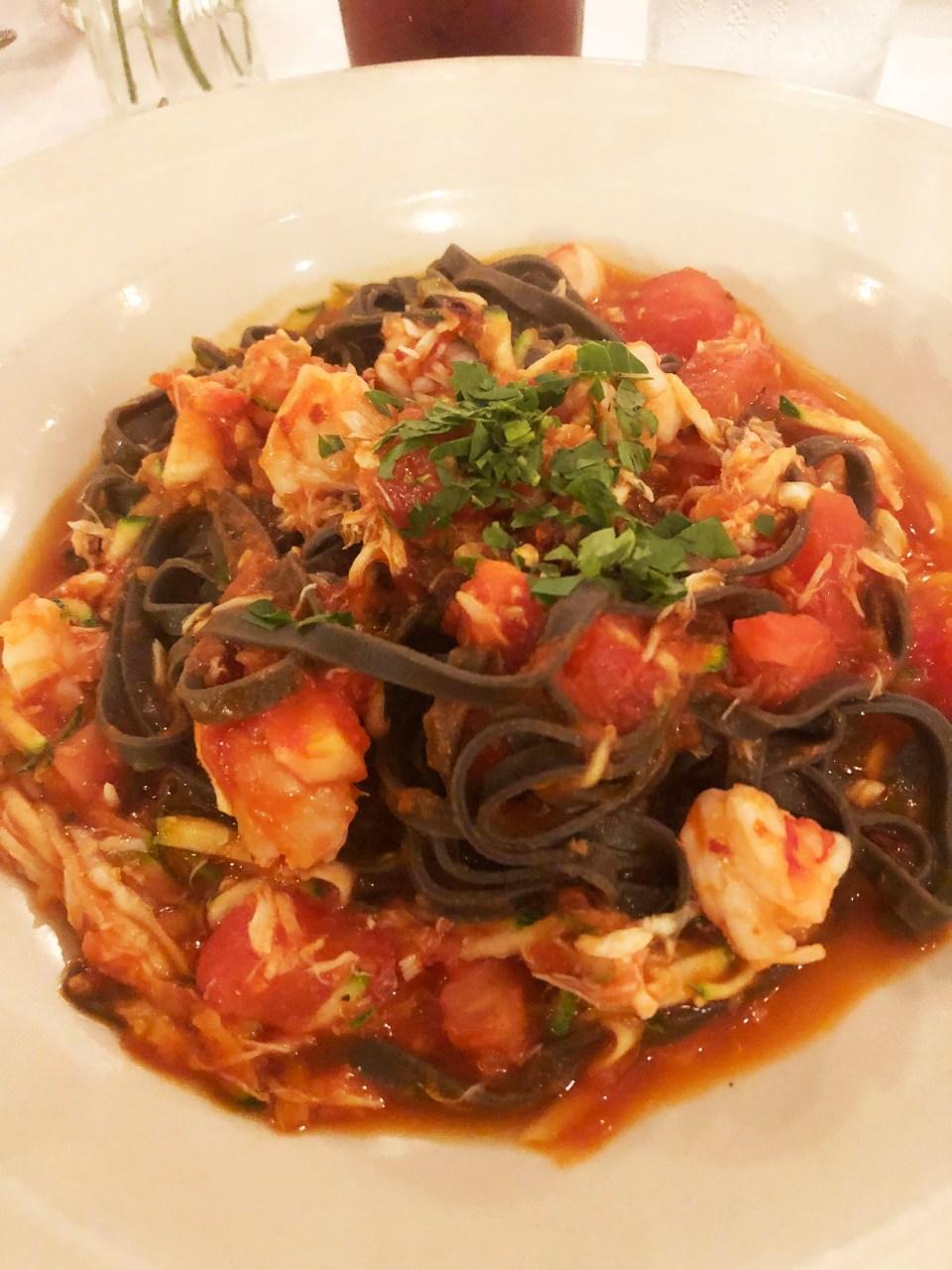 Basta Pasta - Black Tagliolini