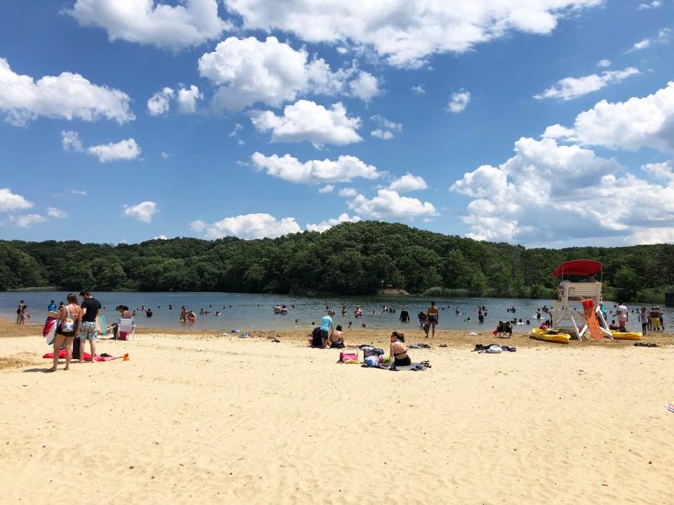 Hooks Creek Lake