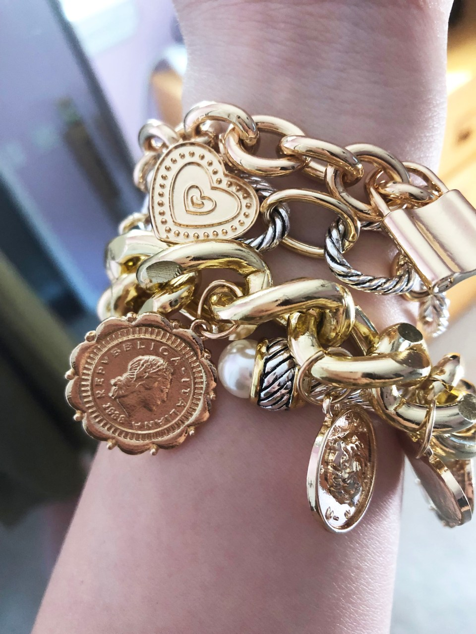 The Styled Collection Bracelet Stack 5