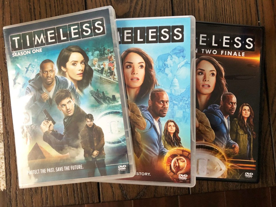 Timeless DVDs