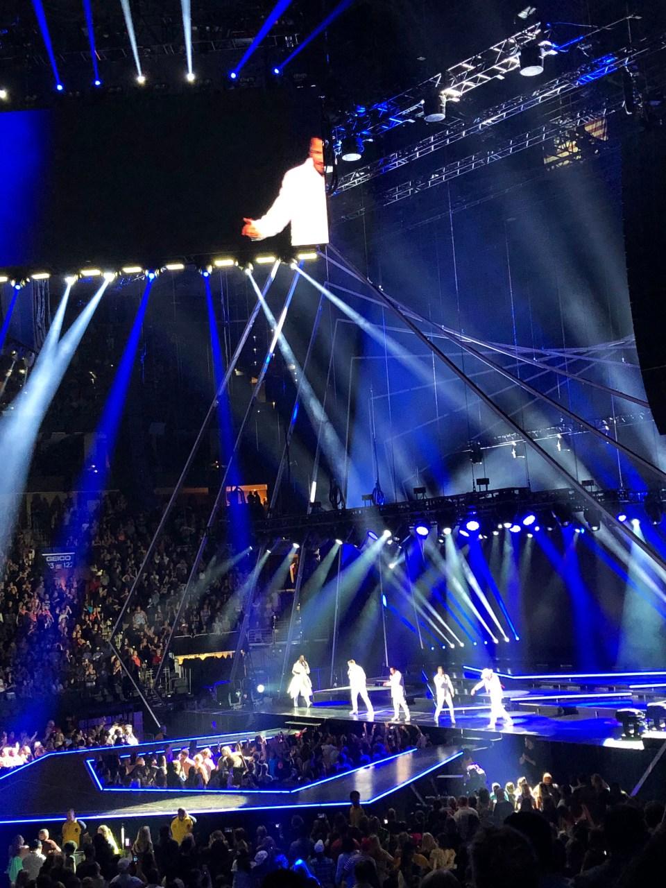 Backstreet Boys Concert 11