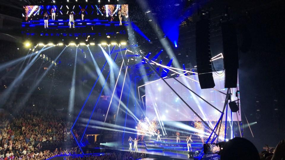 Backstreet Boys Concert 15