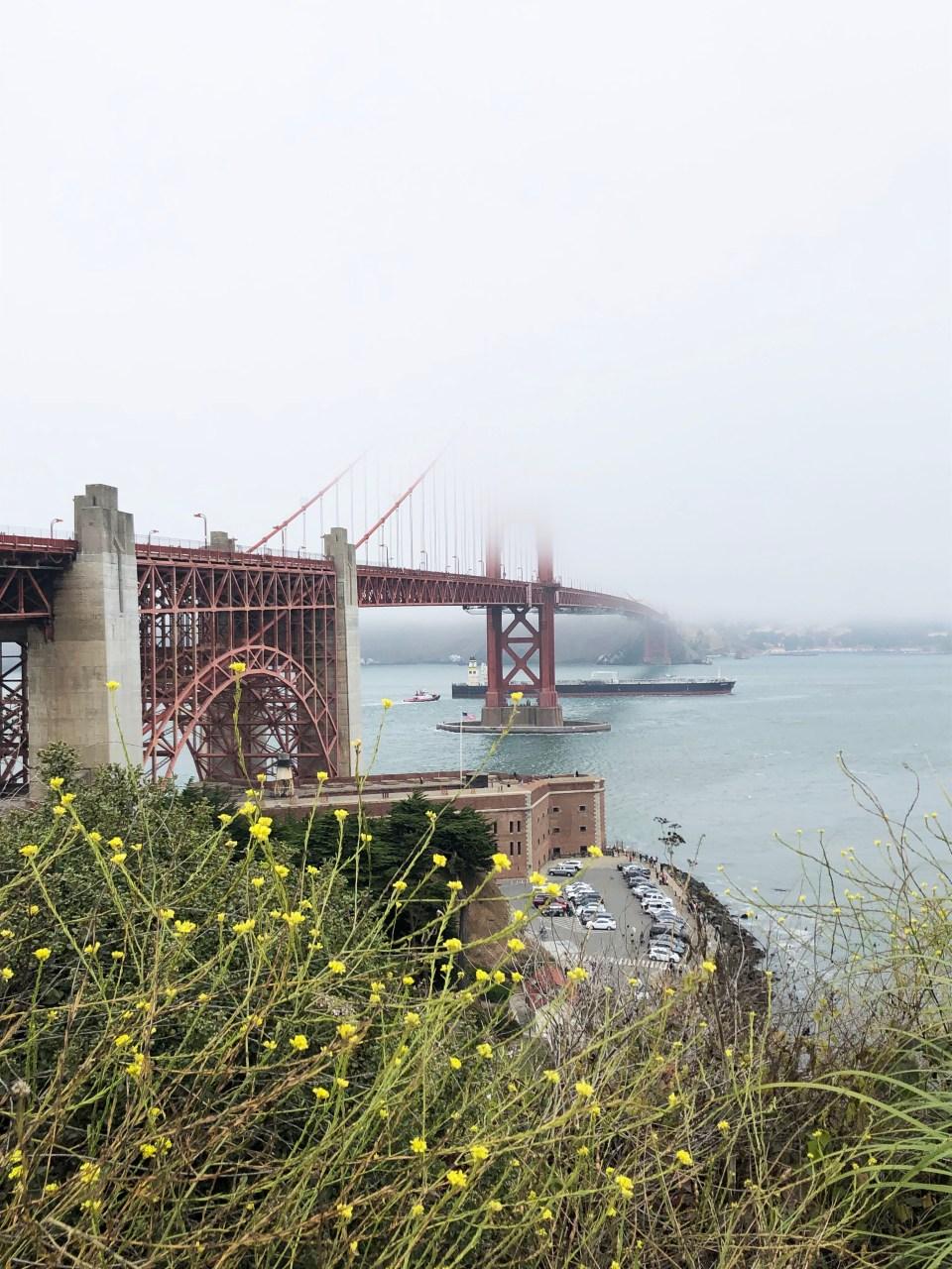 Golden Gate Bridge 8