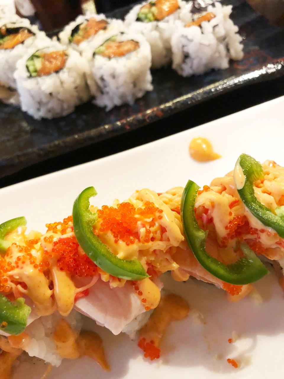 Oma Sushi - Sushi Rolls