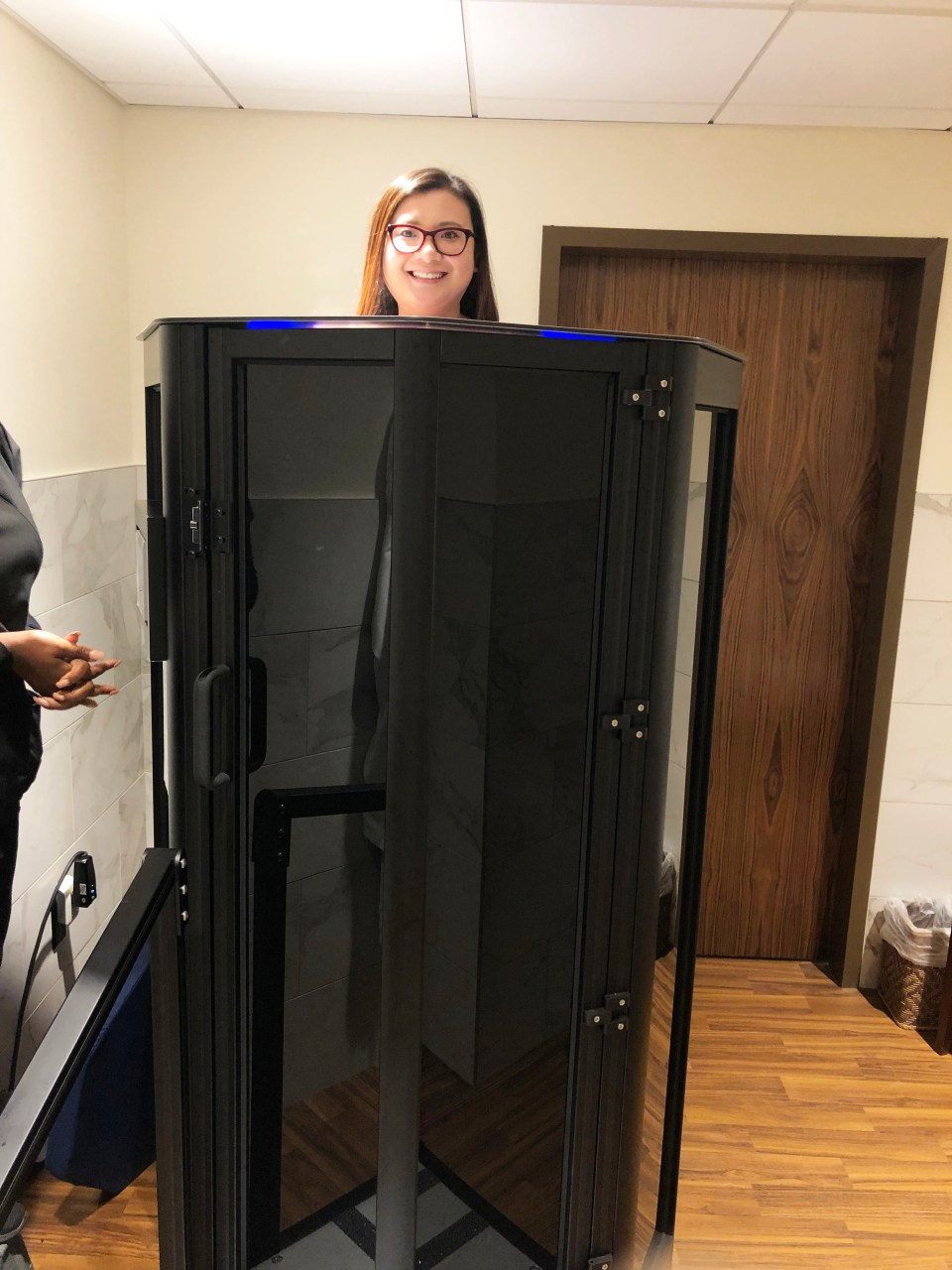 PALM Health - Cryosauna 1
