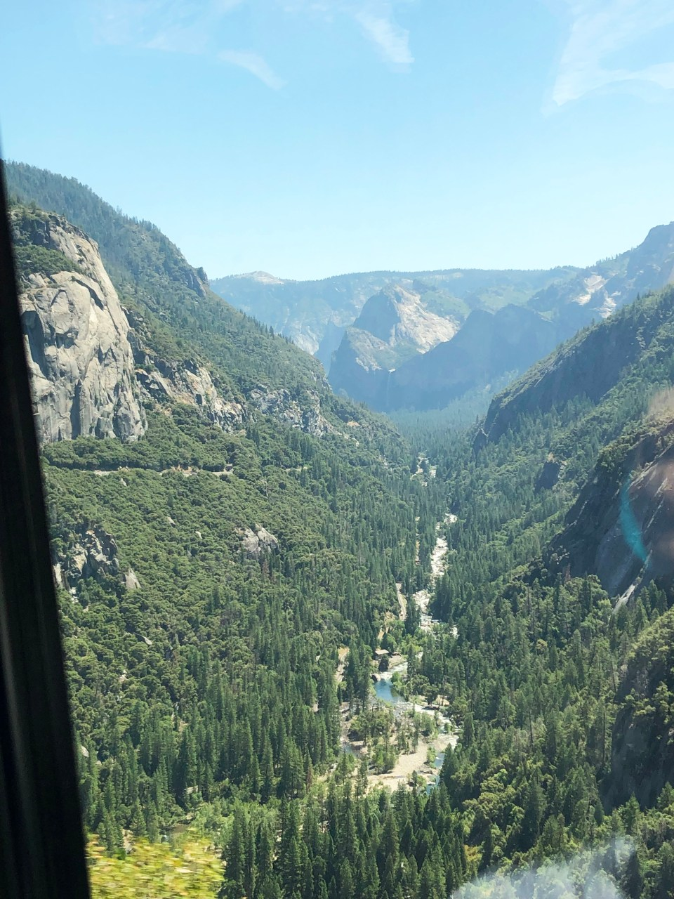 Road to Yosemite 1