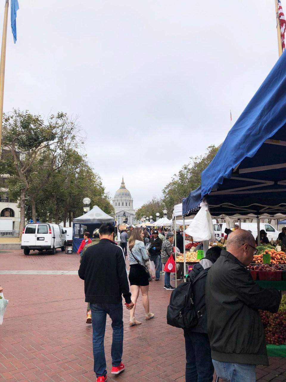 San Francisco - Farmer's Market