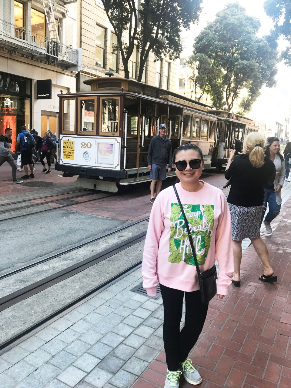 San Francisco - cable car 2
