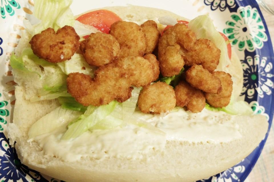 Shrimp Po Boy 7