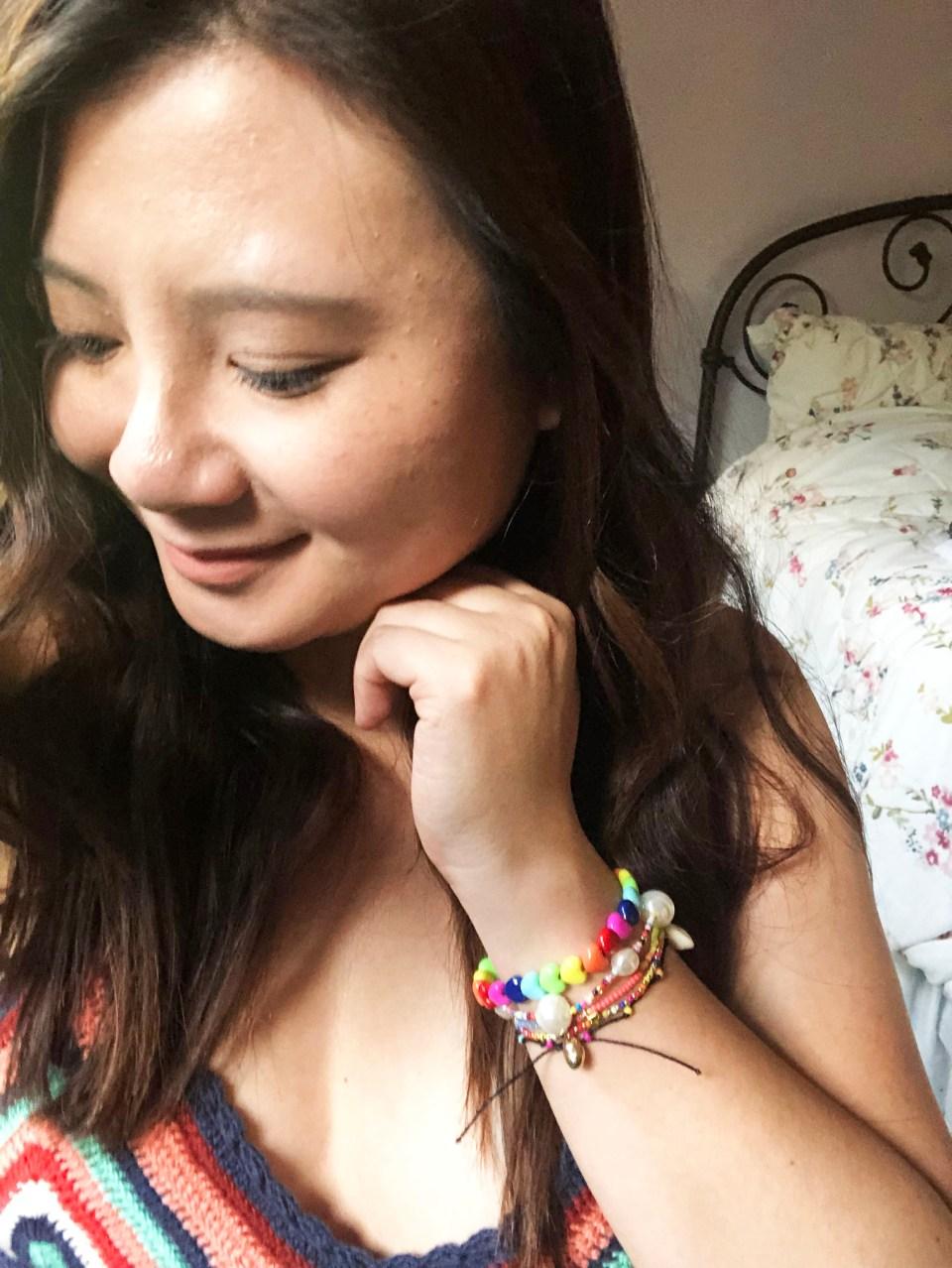 Summer Bracelet Stack 4
