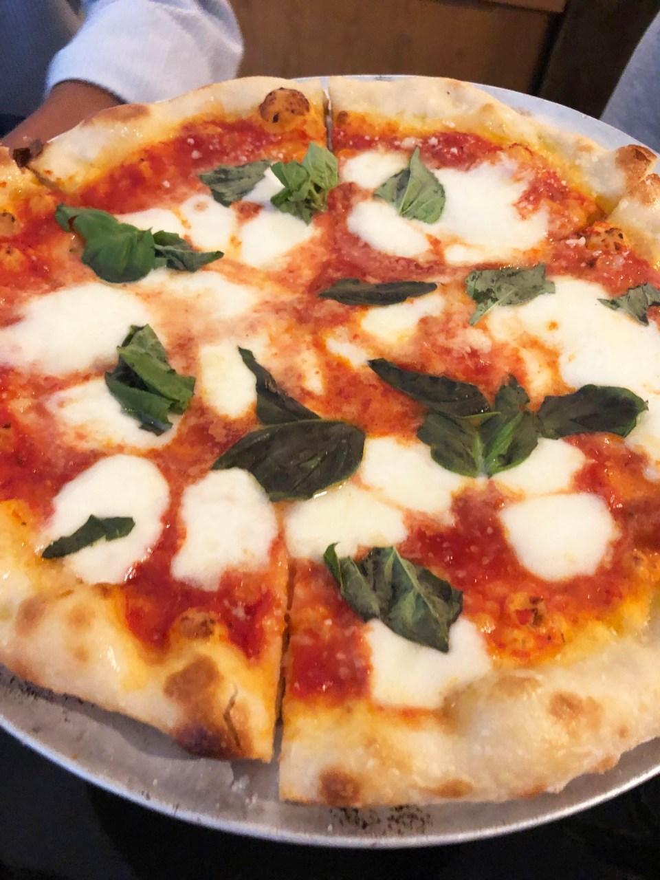 Tratto - Margherita Pizza