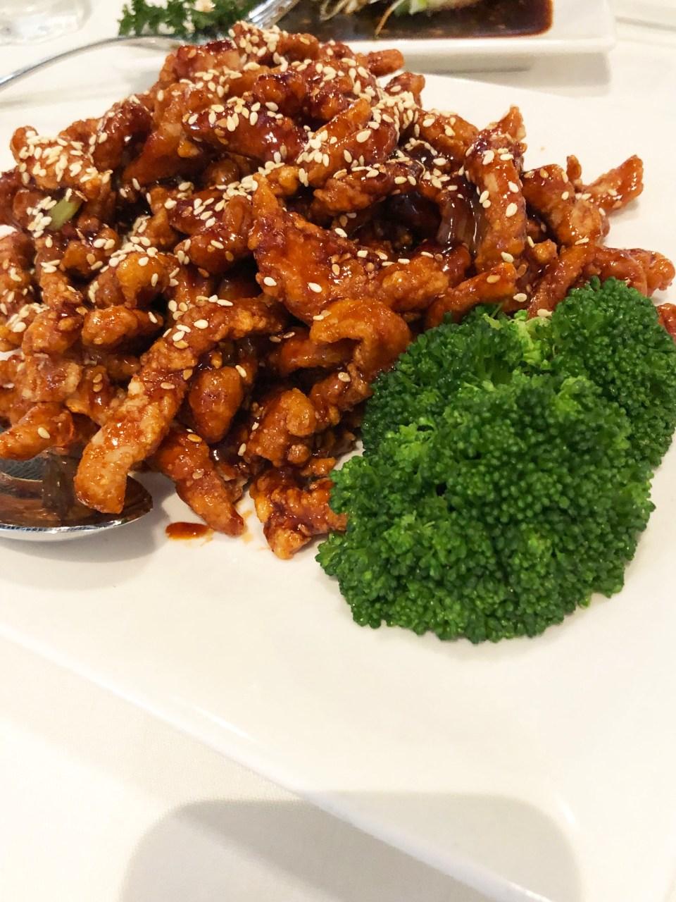 Chef Yang's 46 - Sesame Chicken