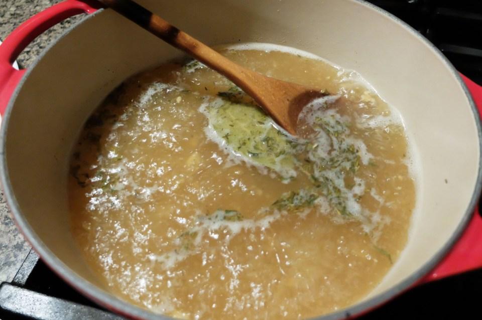Cranberry Apple Pecan Wild Rice 5