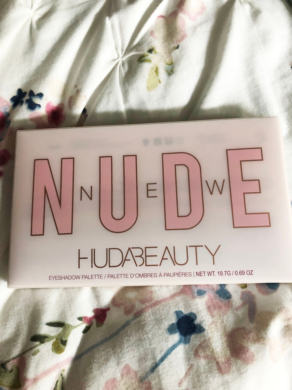 Huda Beauty - New Nude