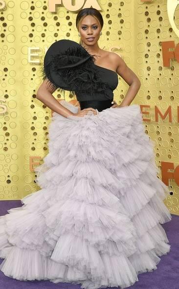 Laverne Cox - Emmys 2019