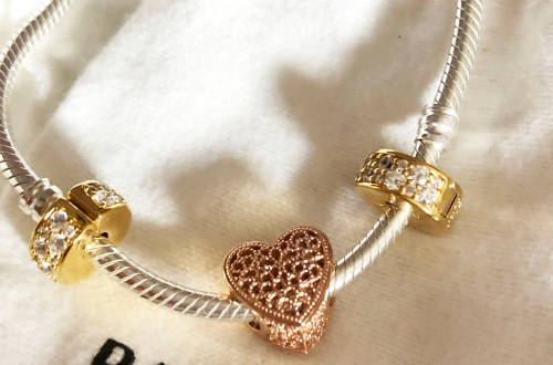 Pandora Bracelet - Filled with Romance Charm