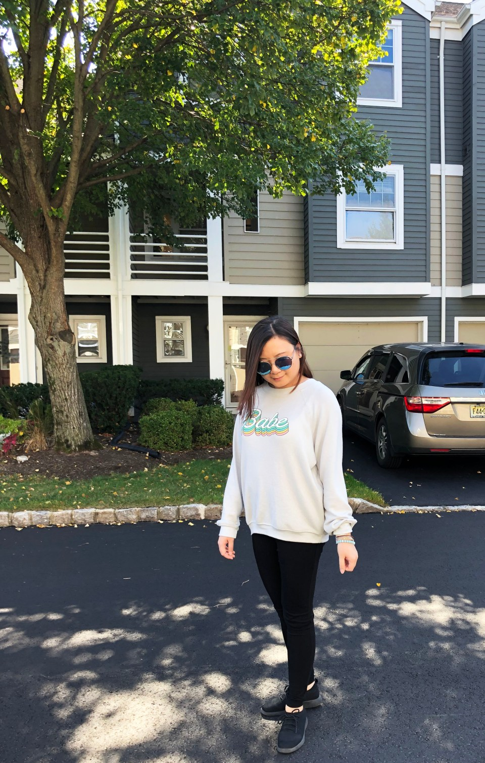 Babe Sweatshirt 12
