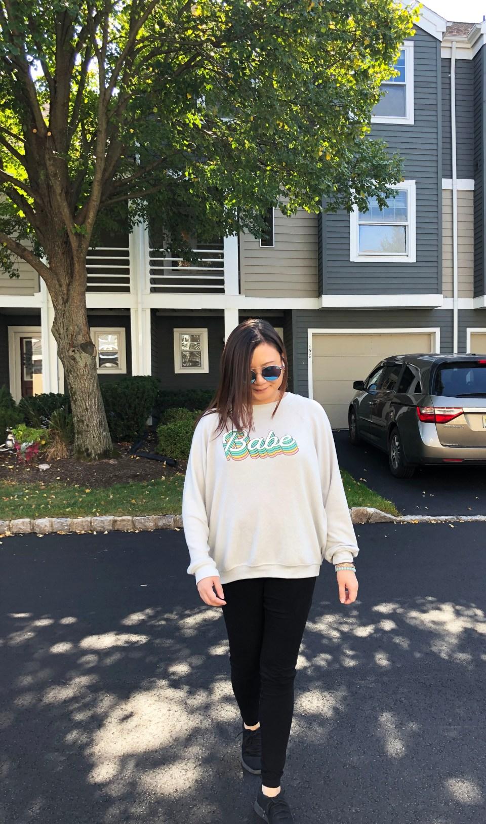 Babe Sweatshirt 14