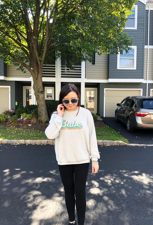 Babe Sweatshirt 15