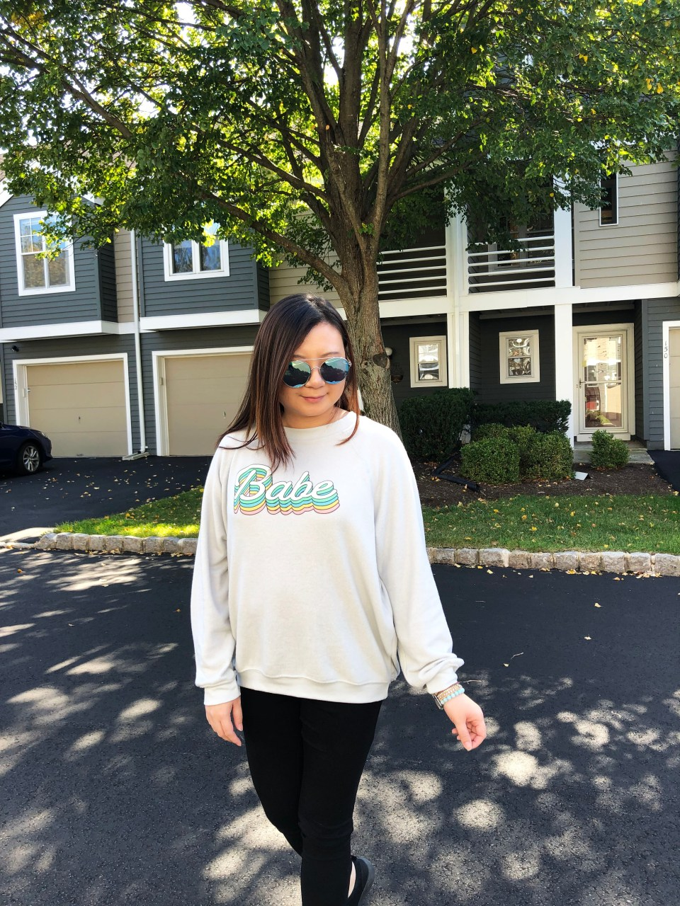 Babe Sweatshirt 16