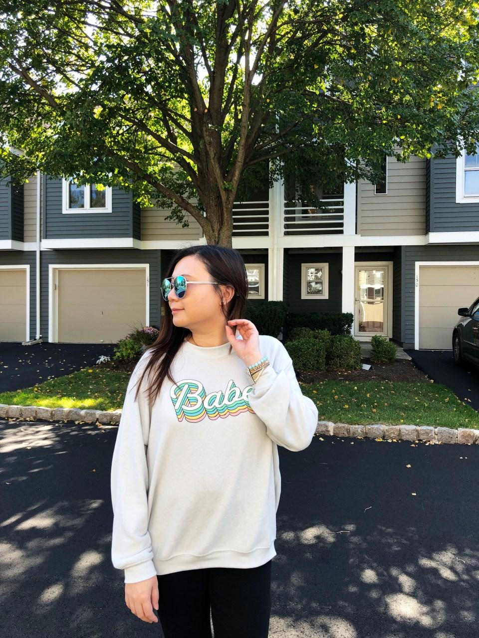 Babe Sweatshirt 7