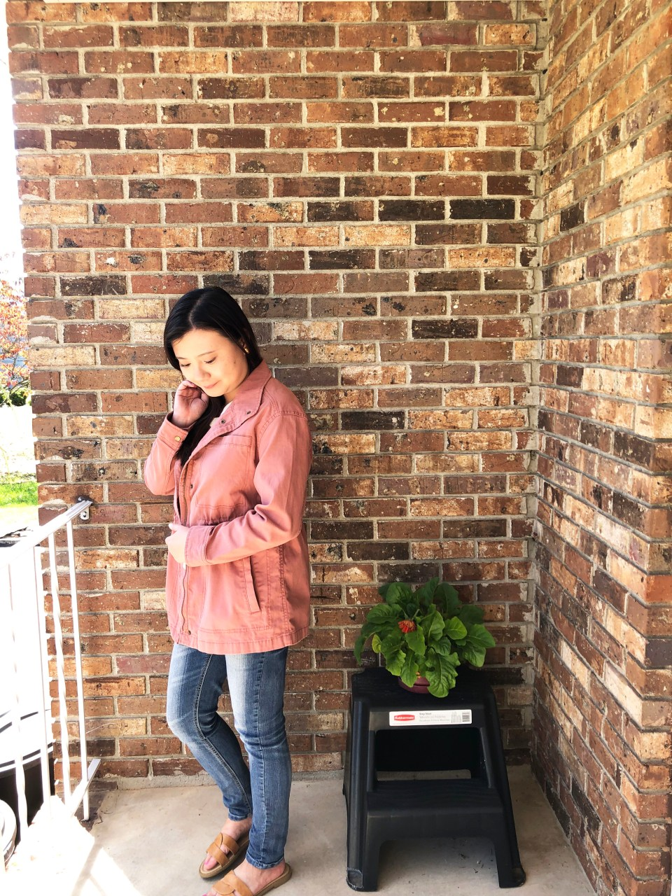 Rose Utility Jacket 2