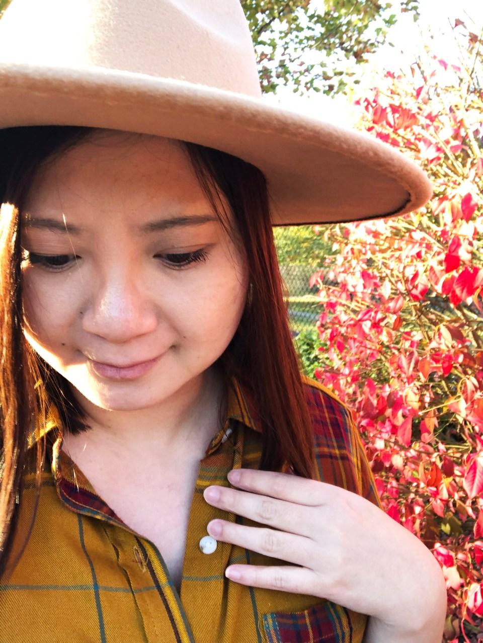 Wide Brim Hat 9