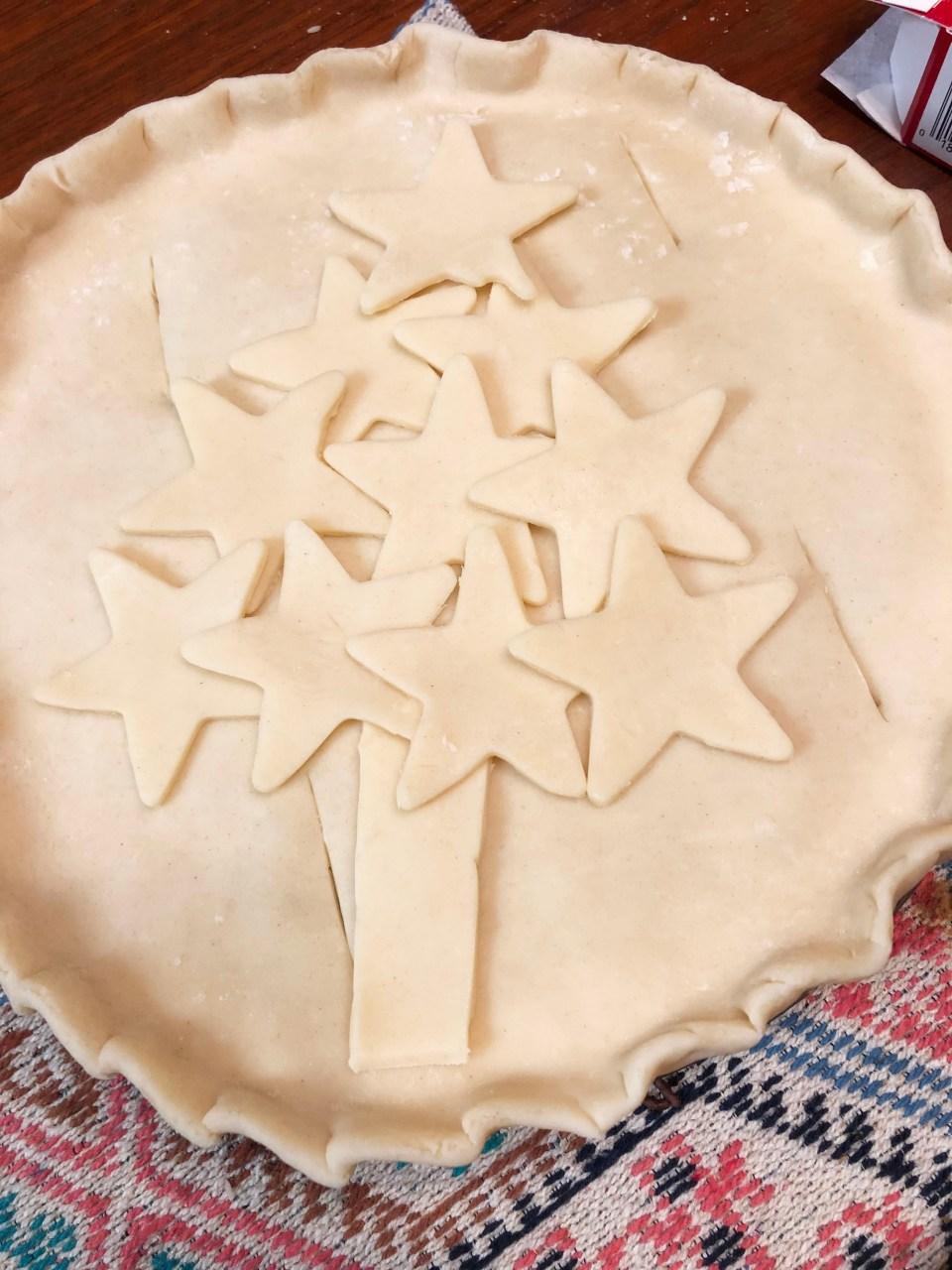 Christmas Chicken Pot Pie Life According To Jamie