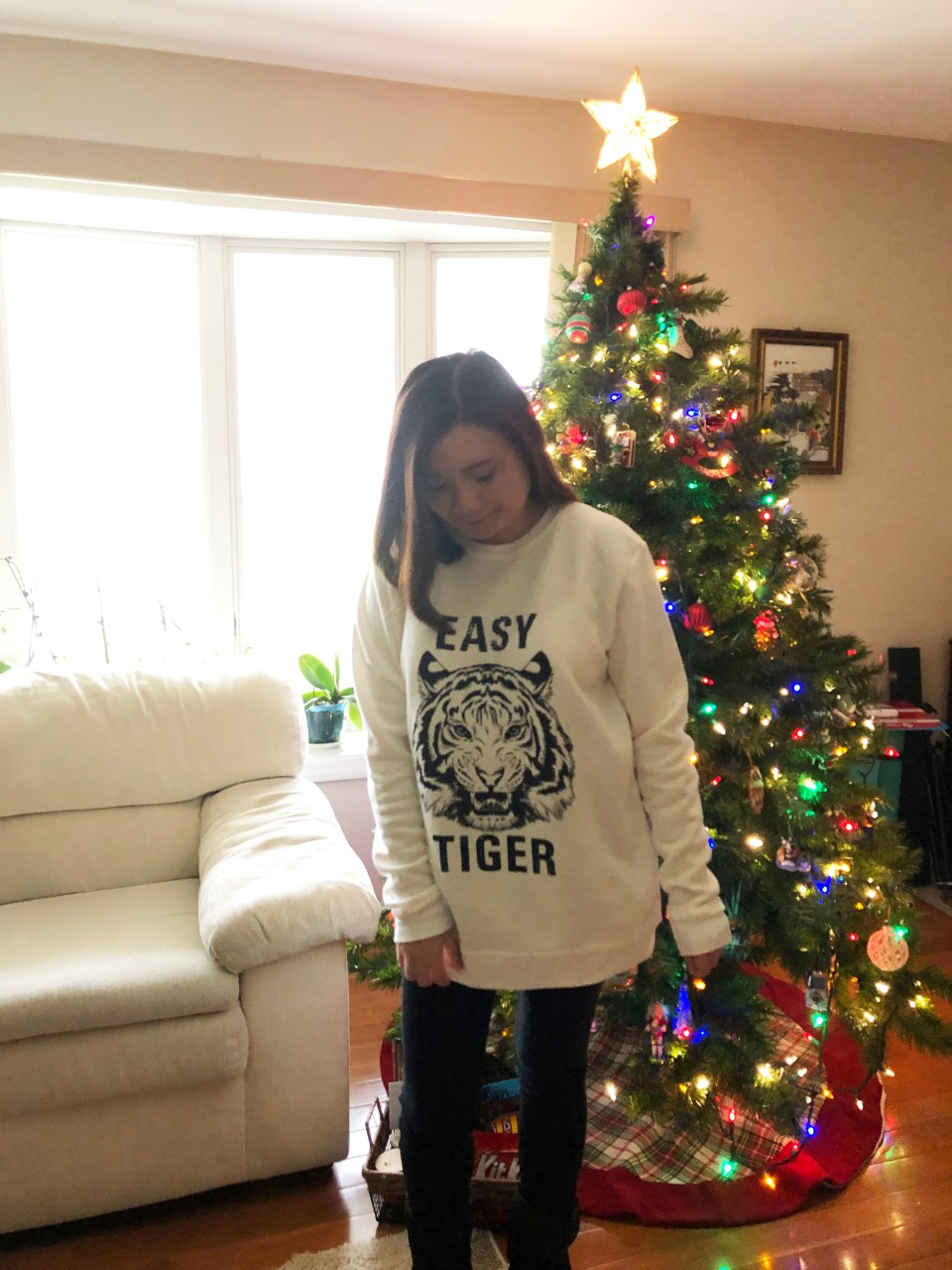Easy Tiger Sweatshirt 1