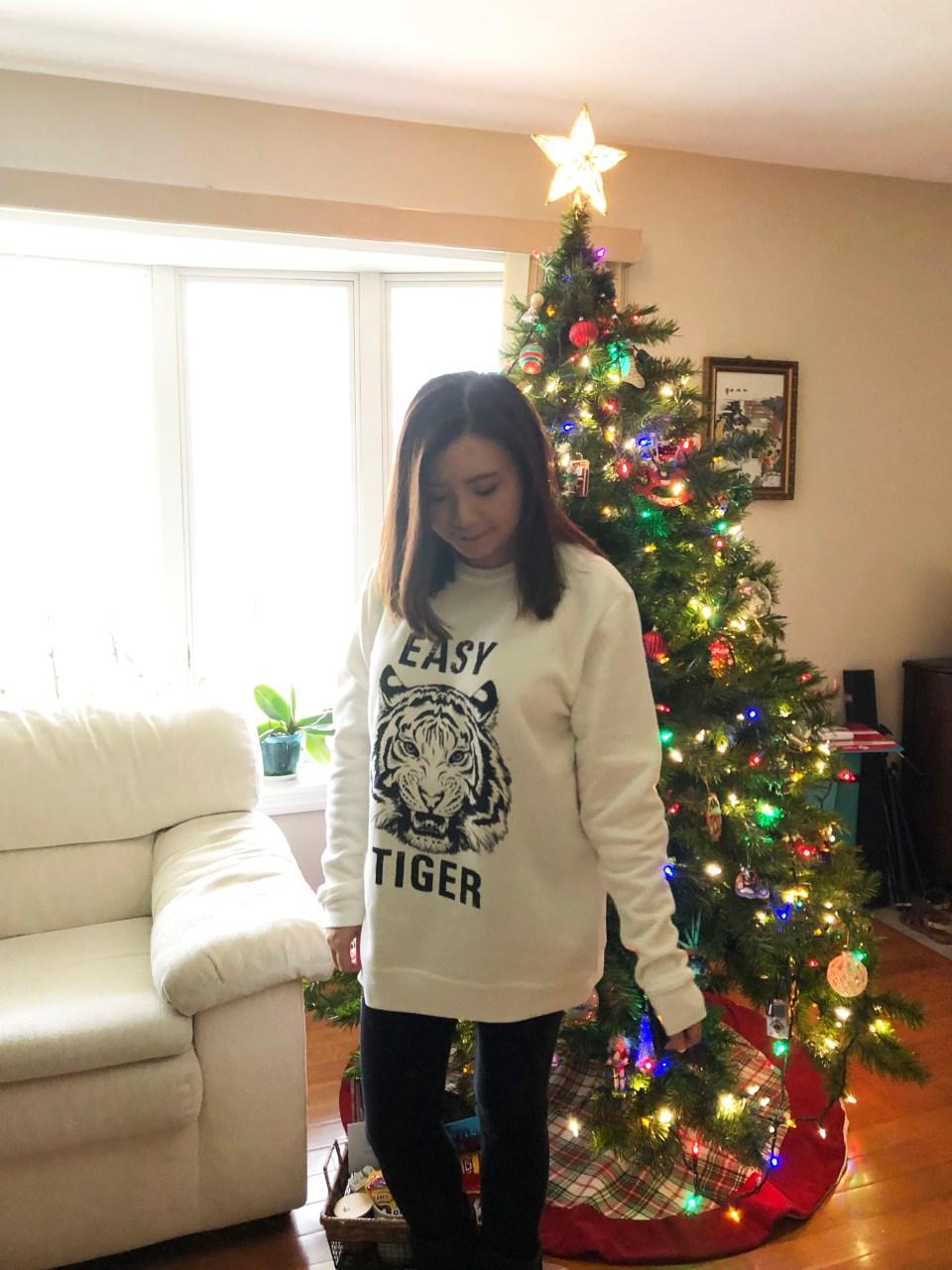 Easy Tiger Sweatshirt 3