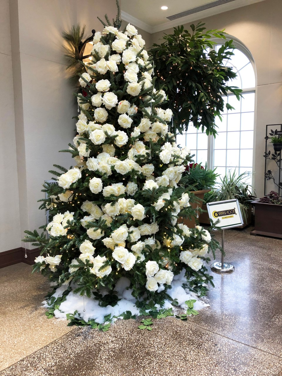 Hershey Gardens - Christmas Tree Showcase 7
