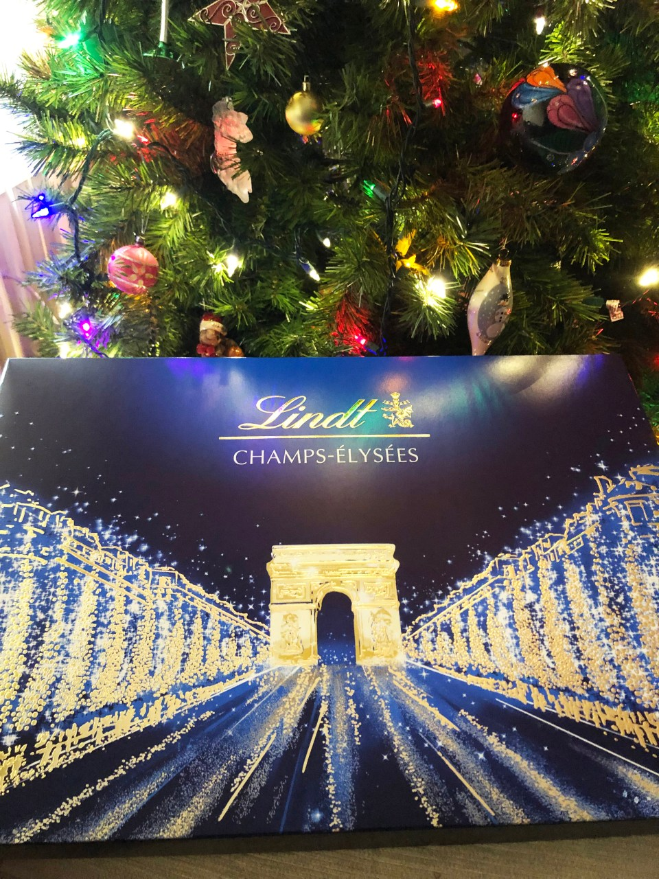 Lindt Champs-Elysees