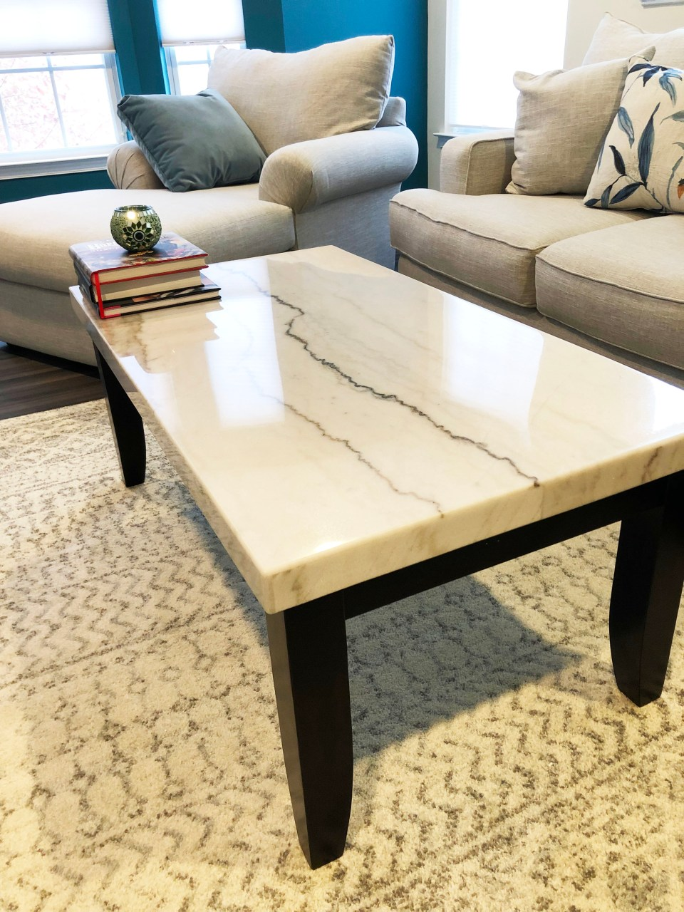 Marble Coffee Table 5