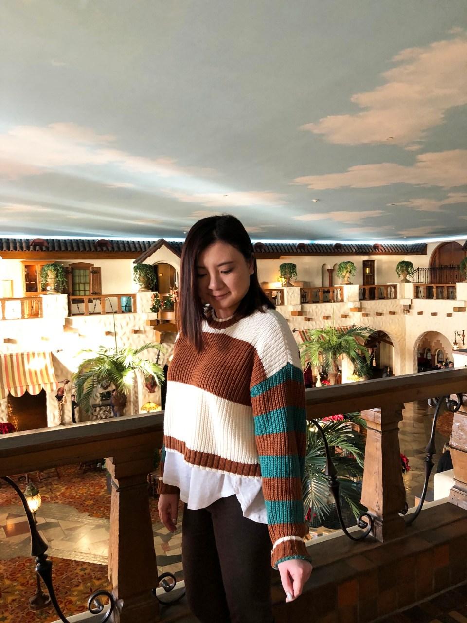 Mixed Stripe Boxy Sweater 6