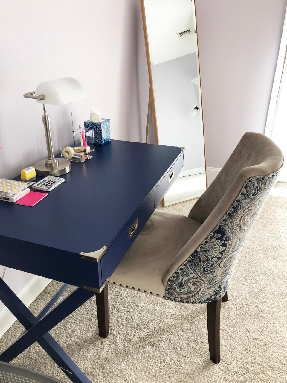 Desk Update 1