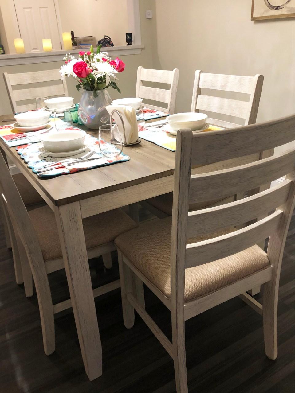 Dining Room Update 18