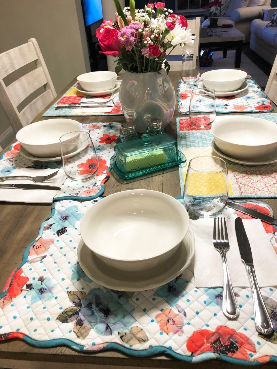Dining Room Update 2