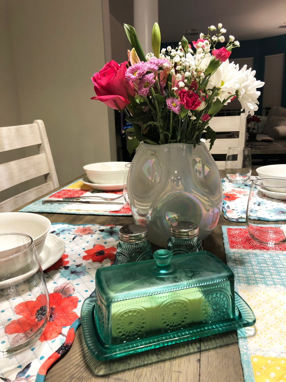 Dining Room Update 4