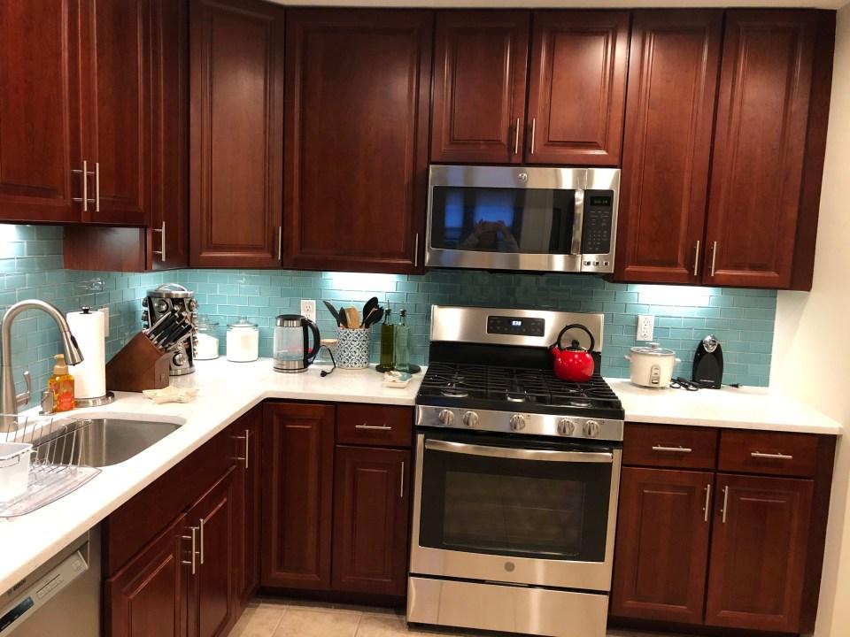 Kitchen Renovation 21