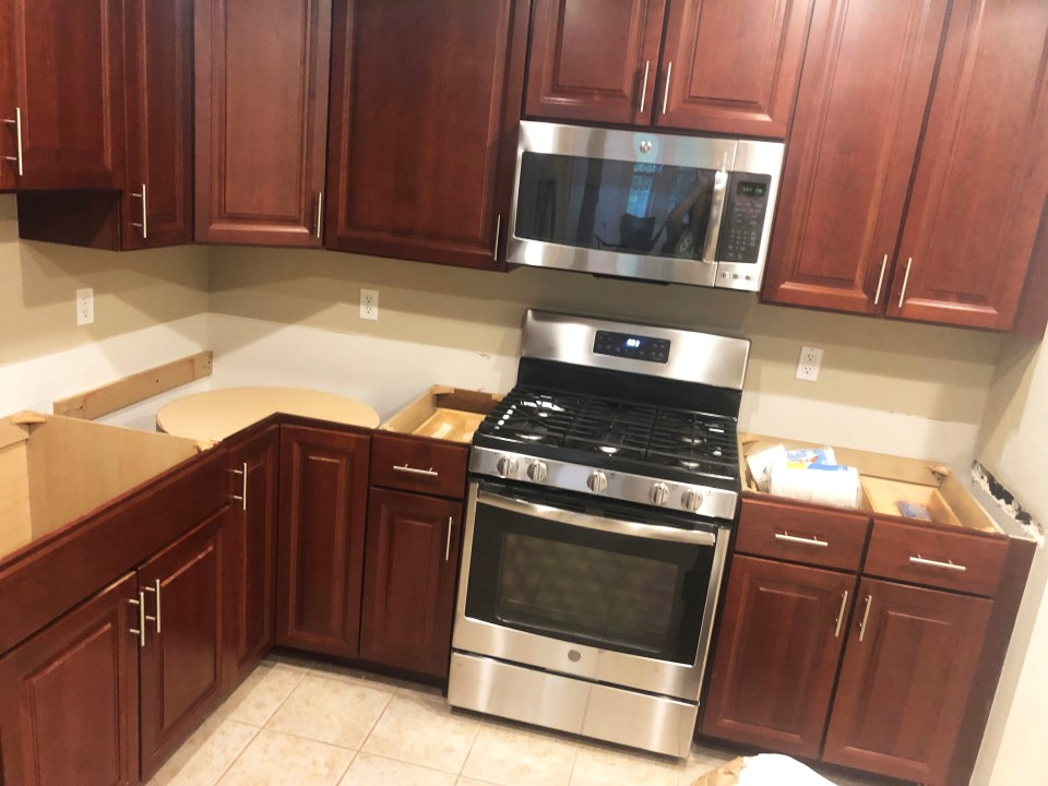 Kitchen Renovation 9