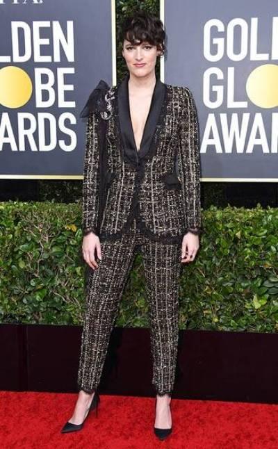 Phoebe Waller-Bridge - Golden Globes 2020