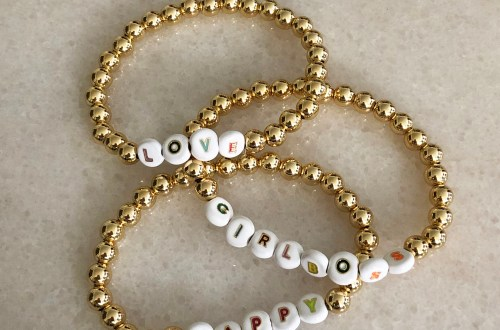 Pisa Customized Beaded Bracelet