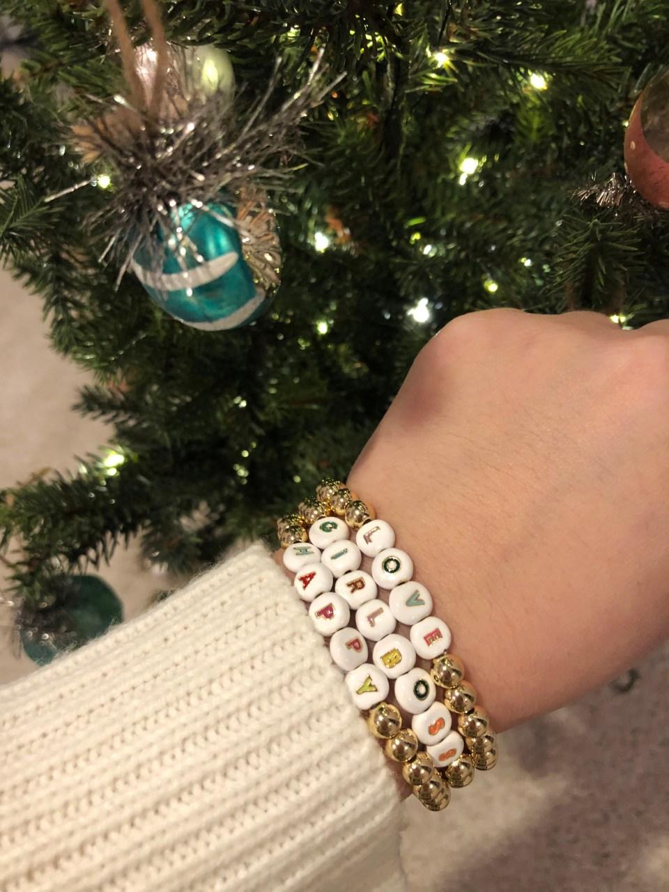 Pisa Customized Beaded Bracelet 2