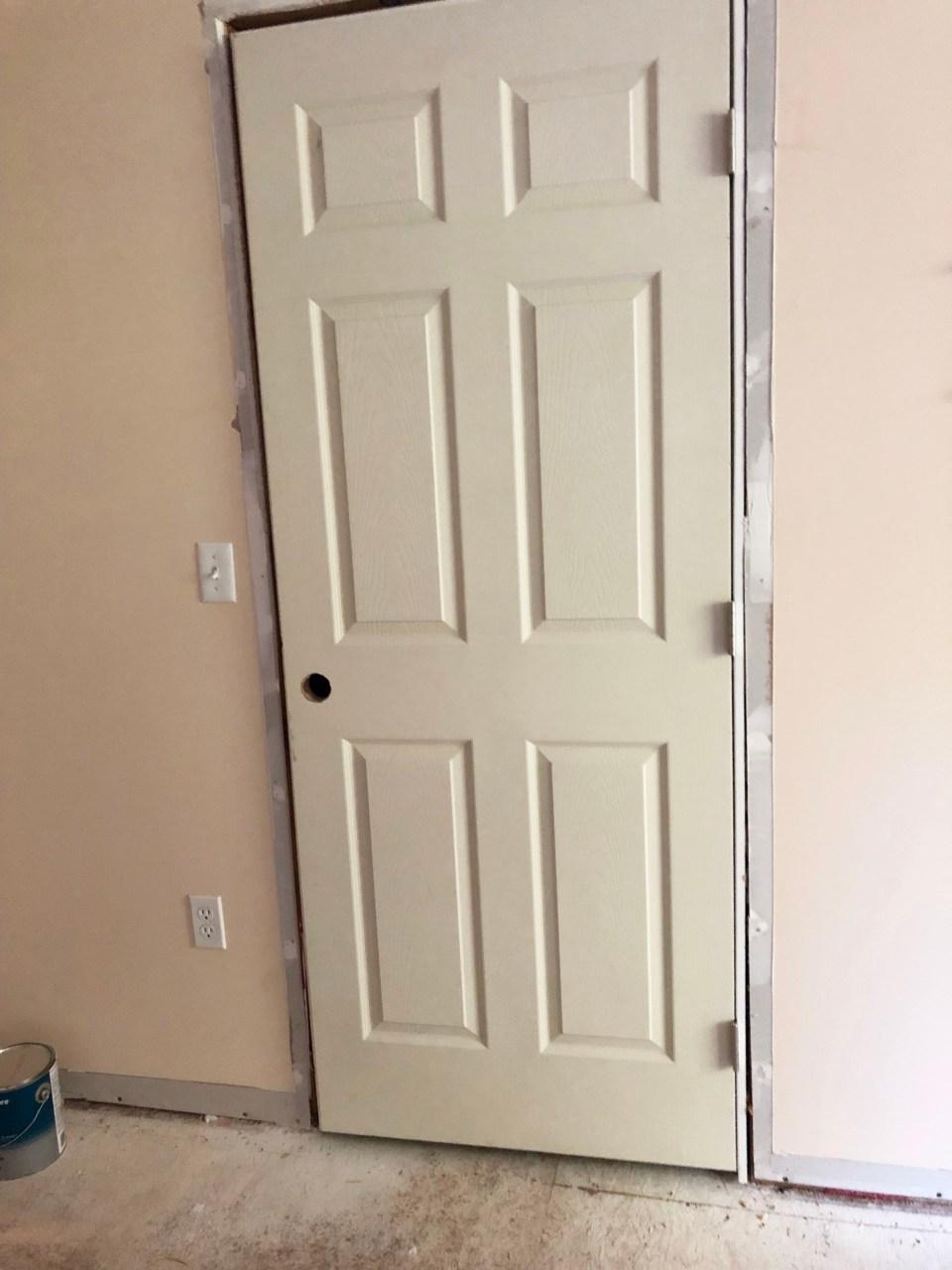 Walk-In Closet Renovation 5