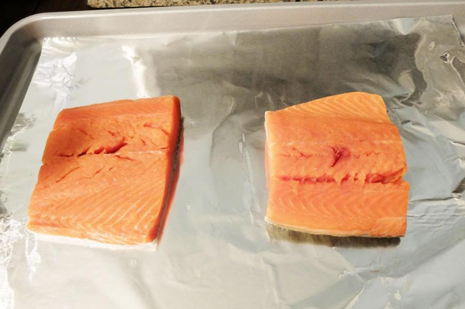 BBQ Salmon 1