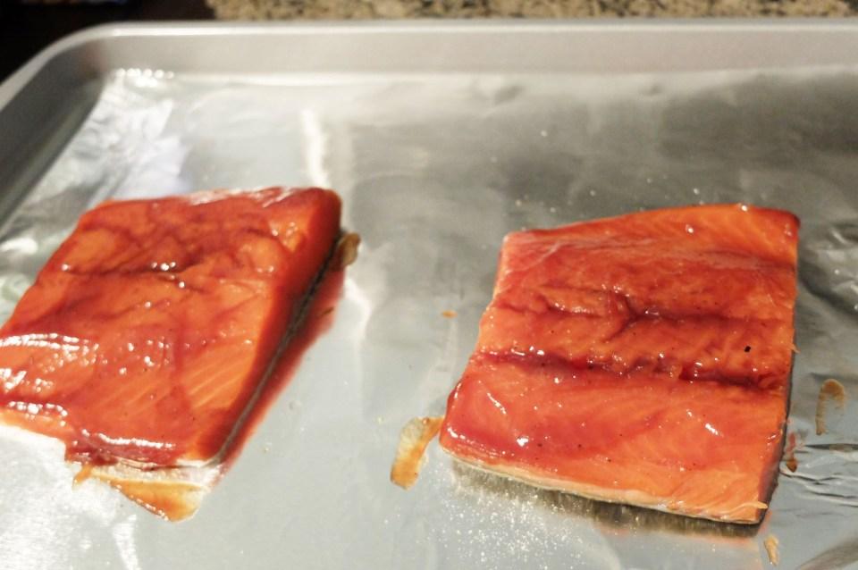 BBQ Salmon 5