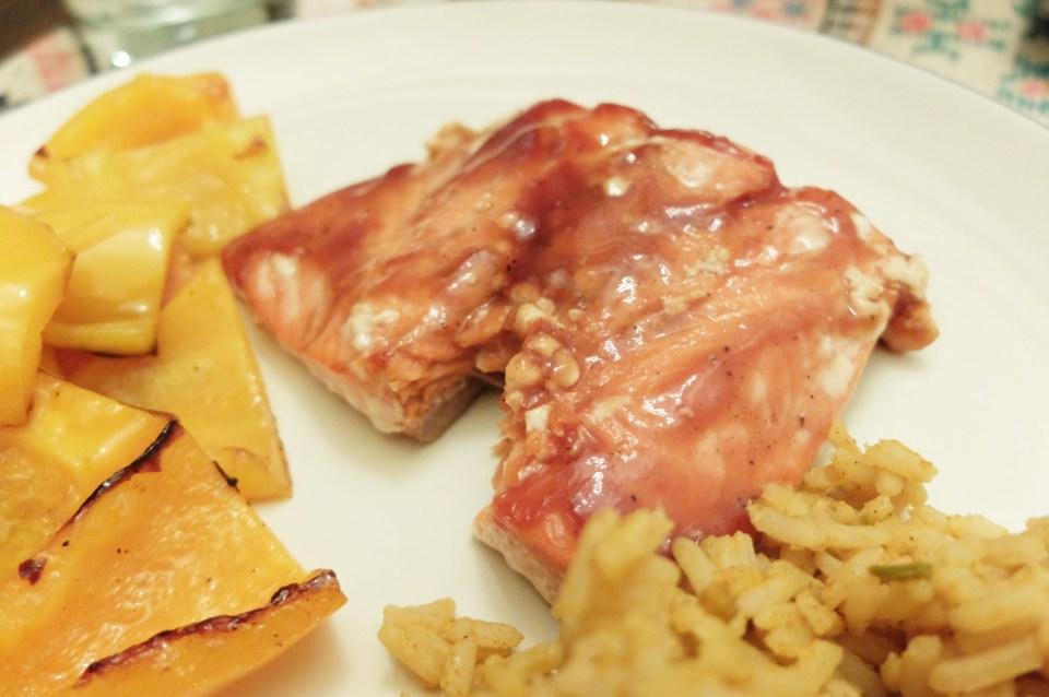 BBQ Salmon 9